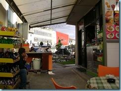 2008 11 7-9 Ανδριανούπολη, μετά τα ψώνια για καφεδάκι, άποψη απο το cafe